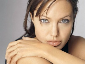 "Angelina Jolie: Actress in ""Tomb Raider"" series and ""Mr. and Mrs. Smith"""